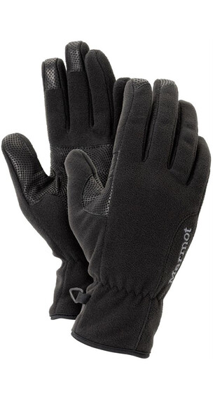 Marmot W's Windstopper Glove Black
